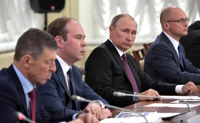Путин в Кирове: «К сожалению, не все руководители меня услышали»