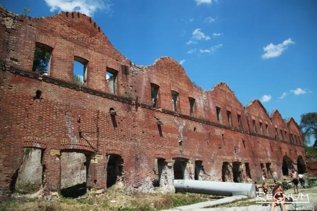 Парамоновские склады: как пытались уничтожить культурное наследие