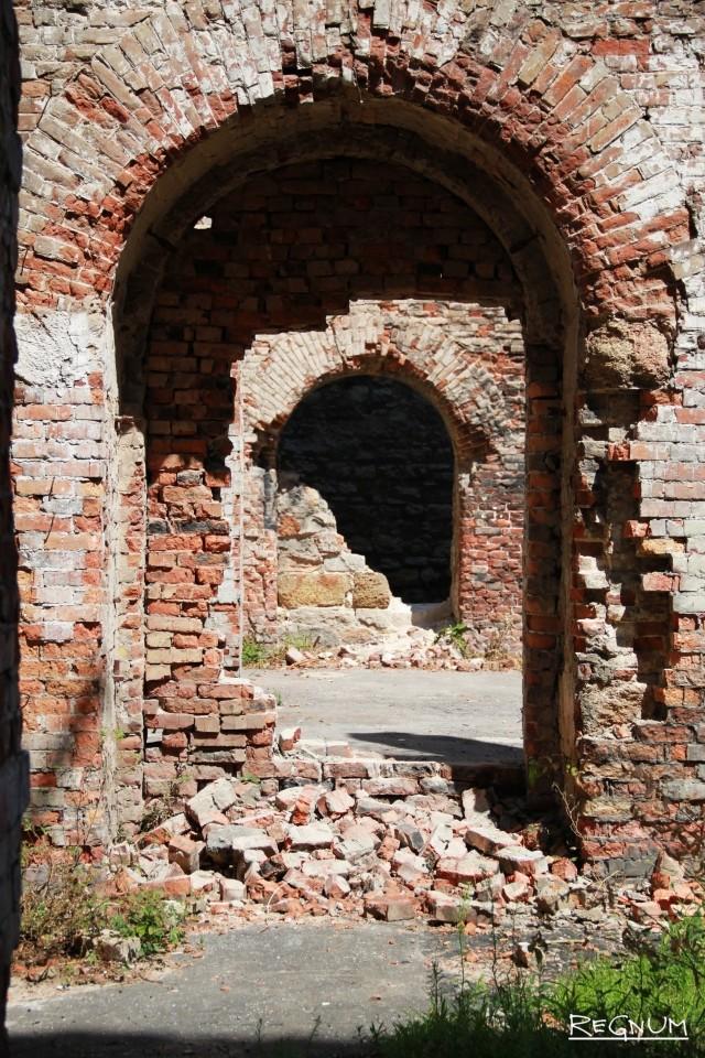 Старинные арки