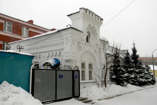 Цейхгауз Челябинской городской больницы