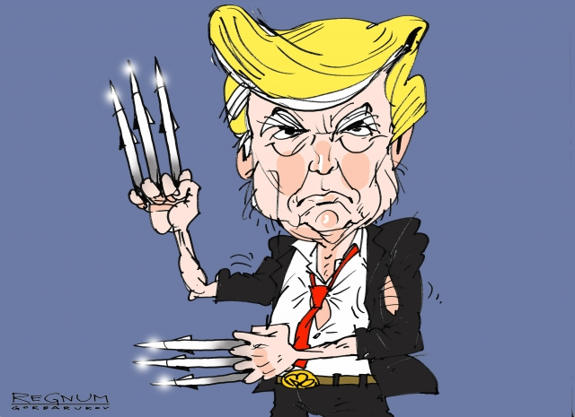 «Трамп заговорил о ядерном ударе по КНДР»