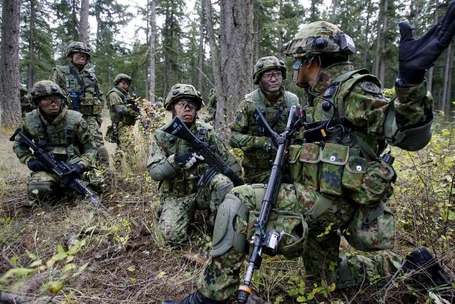 «Япония под предлогом китайской угрозы проводит милитаризацию»