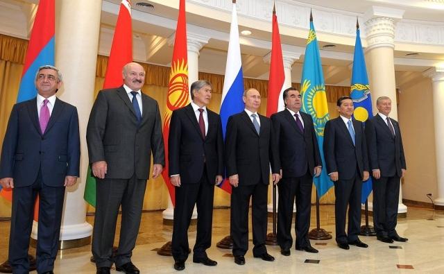 Члены ОДКБ