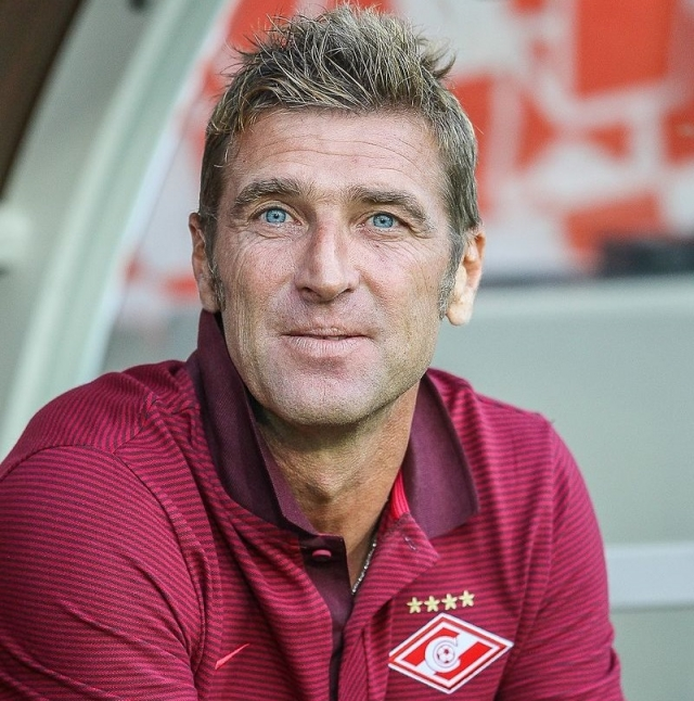 Тренер «Спартака»: «У меня нет вопросов к команде»
