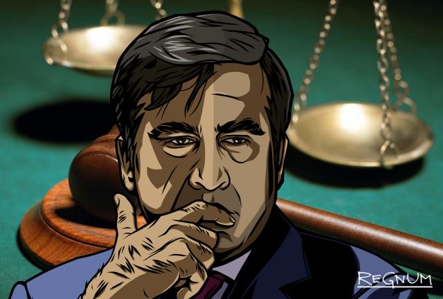 Грузия совсем не хочет, чтобы ей экстрадировали Саакашвили