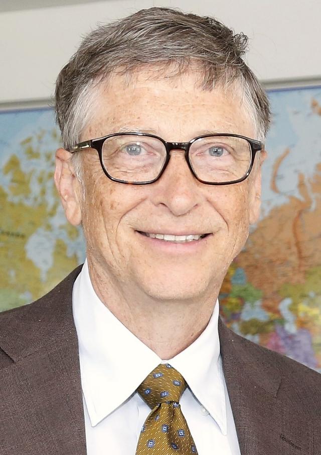 Билл Гейтс создал себе страницу в  Instagram