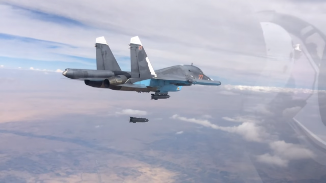 При поддержке ВС РФ армия Сирии добилась серьезных успехов в борьбе с ИГ*