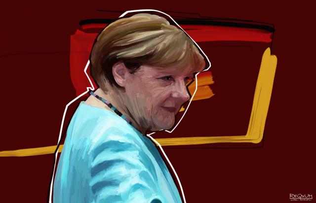Меркель: за воскрешение дизеля и против Парижского соглашения?