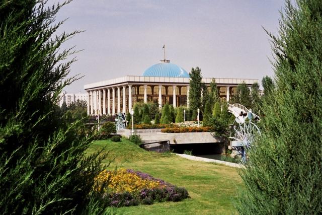 Олий Мажлис Республики Узбекистан