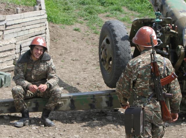 Азербайджан в 18 раз занизил потери во время апрельской войны в Карабахе
