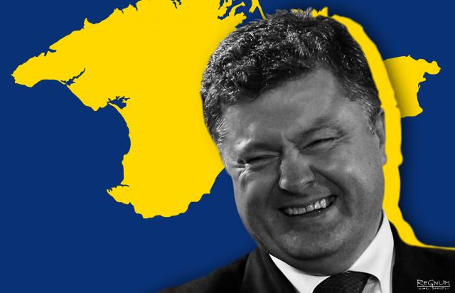 Порошенко с помощью кадровых перестановок надеется «вернуть» Крым