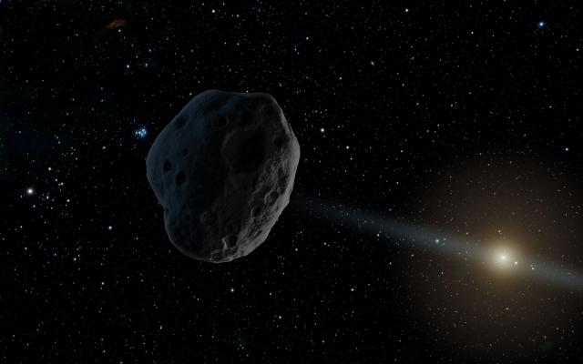 NASA расчитало траекторию полета астероида Флоренс вблизи Земли
