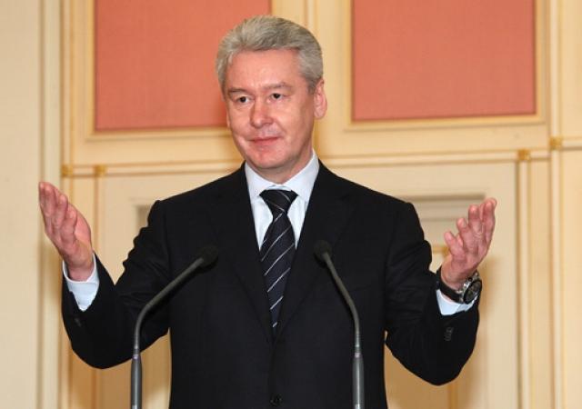 Собянин отказался от дебатов о переносе столицы РФ за Урал
