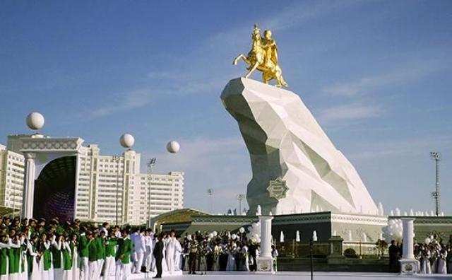 В Туркмении два Олимпийских объекта попали в Книгу рекордов Гиннесса