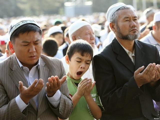 Казахские мусульмане