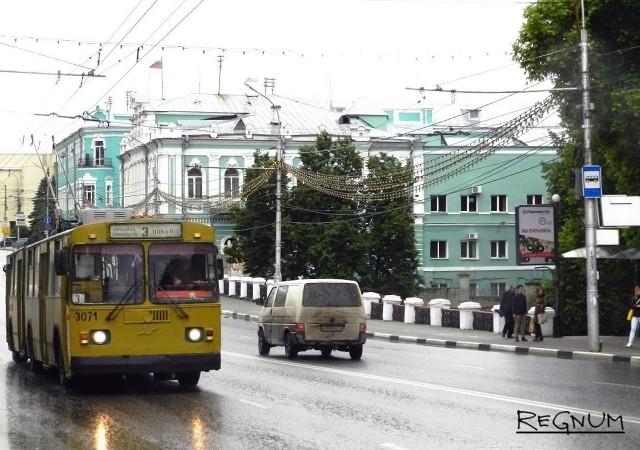 Интенсивная терапия, реанимация, смерть: троллейбусы в ЦФО