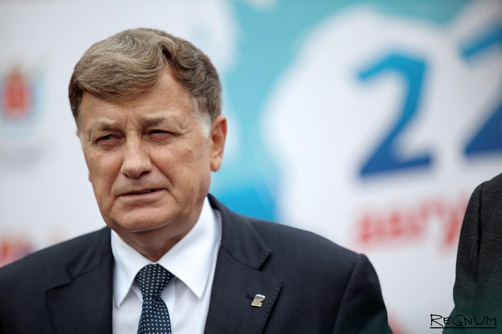 Питерский коррупционер решил прихватить намывные территории под свою руку