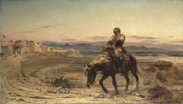 Военный потенциал Казахстана и стран Средней Азии в цифрах