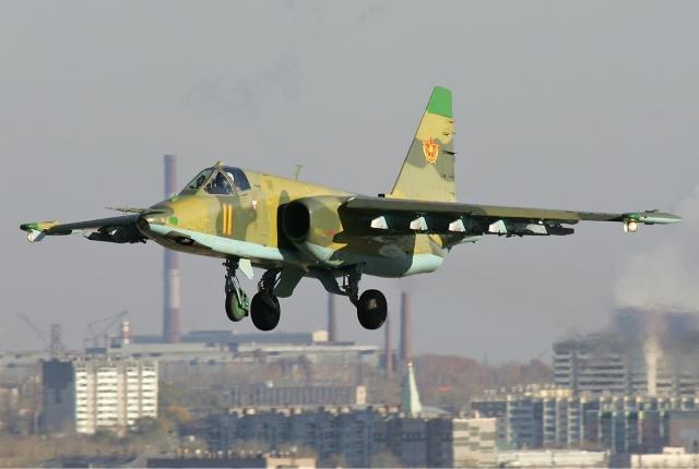 Су-25 «Грач», Республики Казахстан