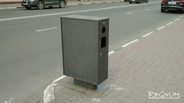 В Ярославле «рекламные урны» назвали «движимым имуществом»