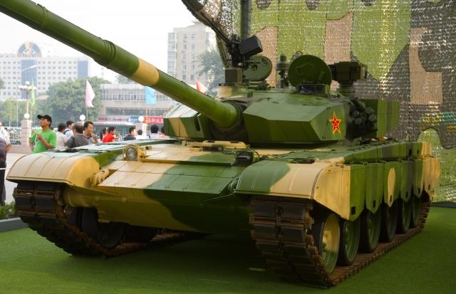 Scout Warrior: Для американского танка «Абрамс» нашлись соперники