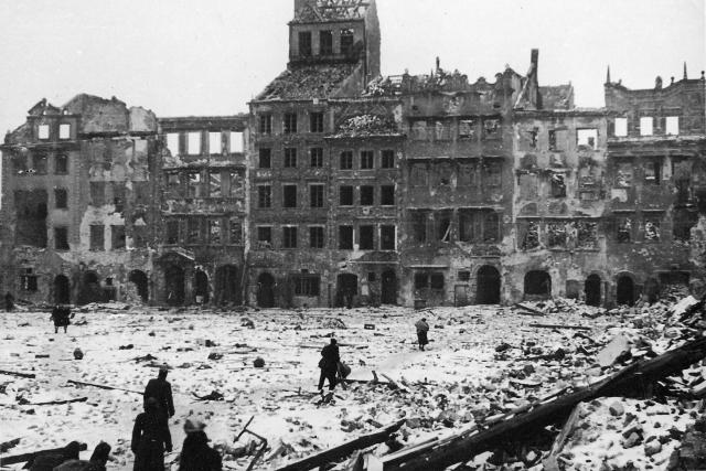 «Мы жертвы»: Польша ждет от Германии выплат за Вторую мировую войну