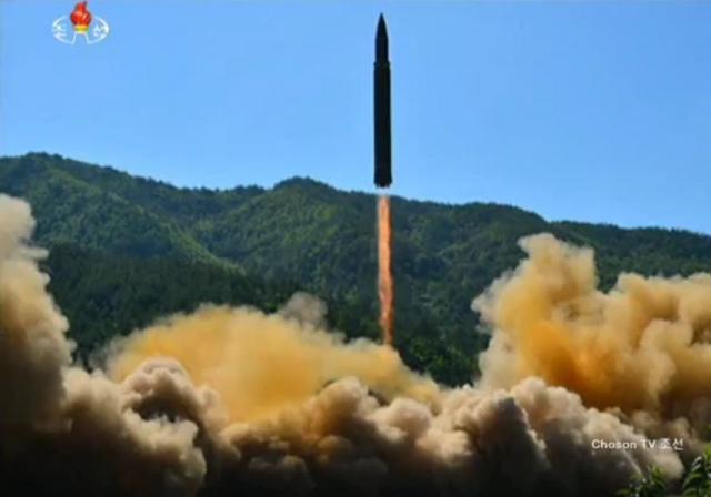 Северокорейский баллистический «пшик» не привел к очередной эскалации