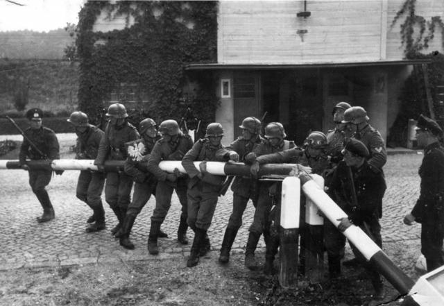Вторжение вермахта в Польшу. 1939