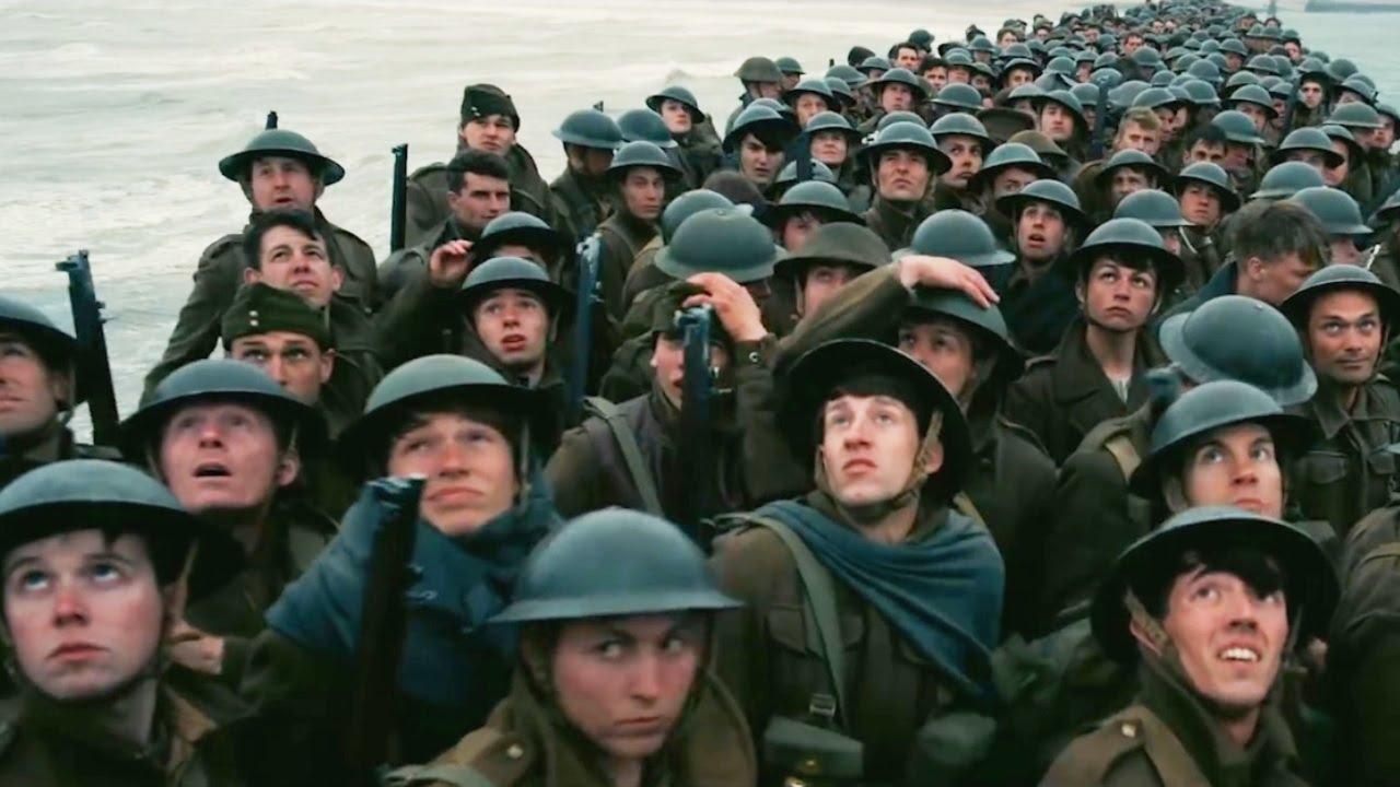 Чудесное спасение трехсот тысяч солдат в ходе Дюнкеркской операции