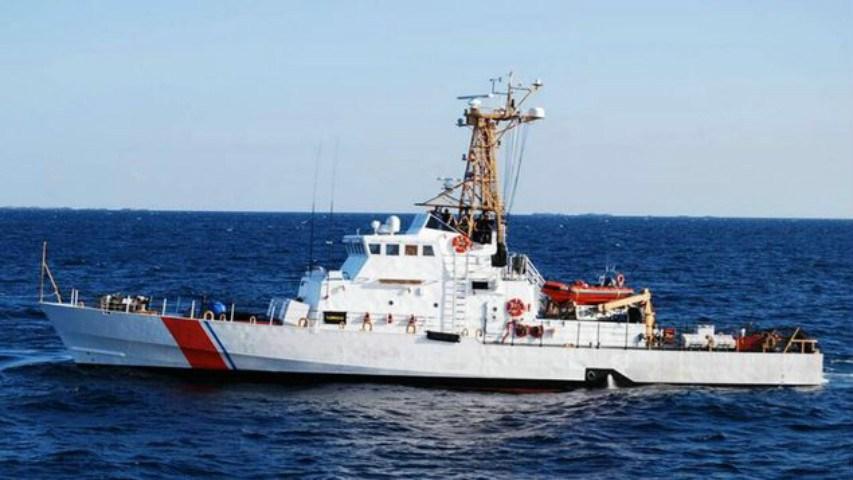Катер береговой охраны типа Islands