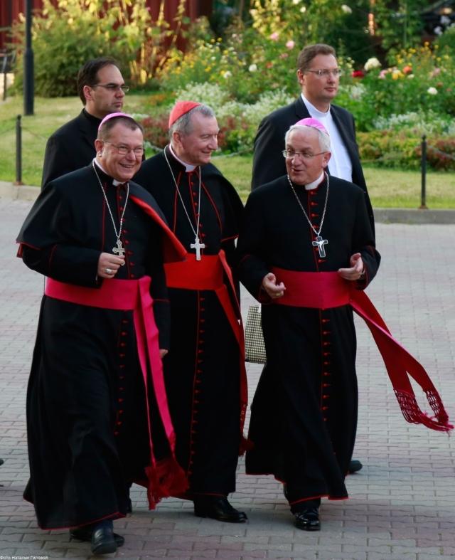 Что принес визит в Москву госсекретаря Ватикана