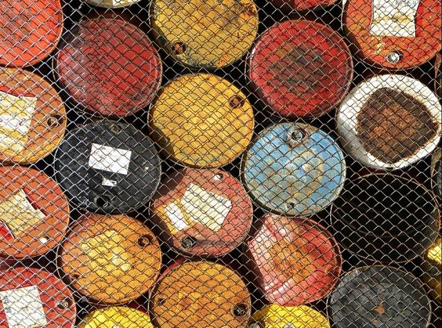 Нефть: сильное падение