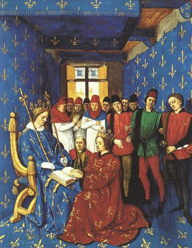 Оммаж Эдуарда I королю Филиппу