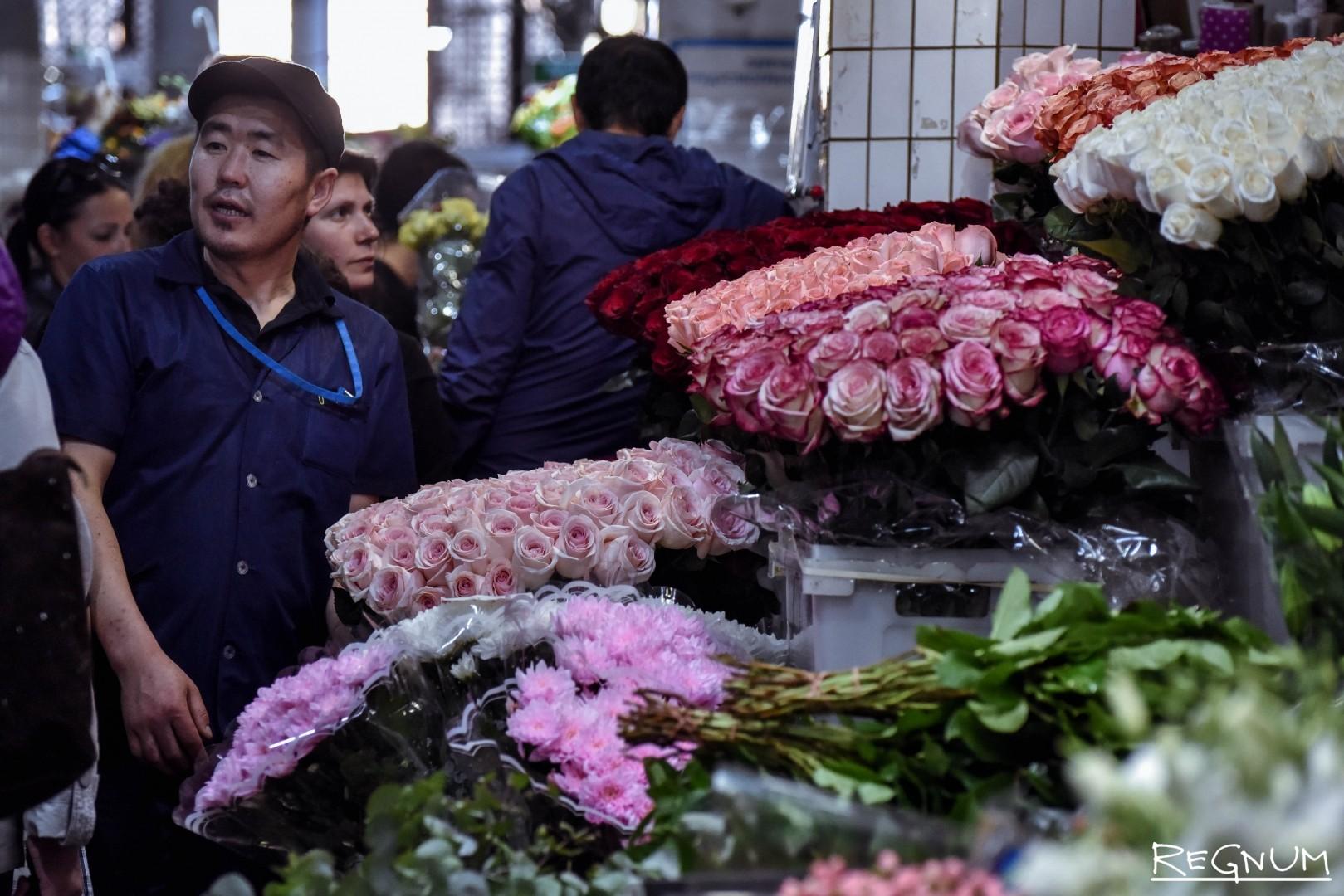 Для, цветы недорогой москва рынок