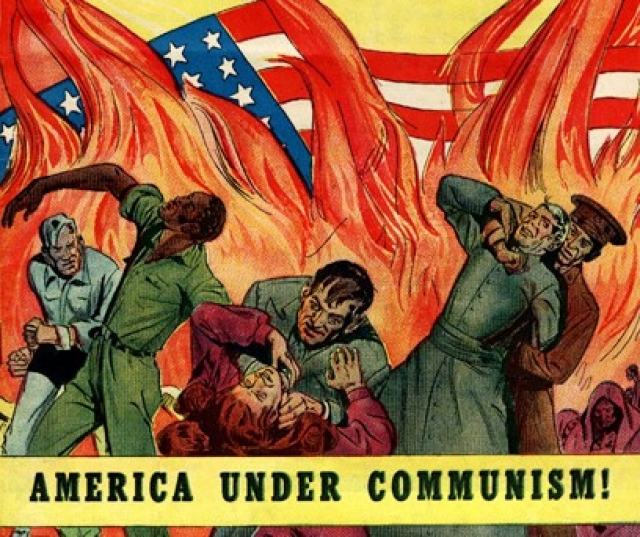 the history of communism and its role in the cold war and mccarthy red scare