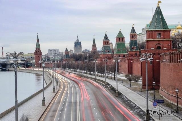 В Кремле у Спасских ворот появится новый пункт пропуска