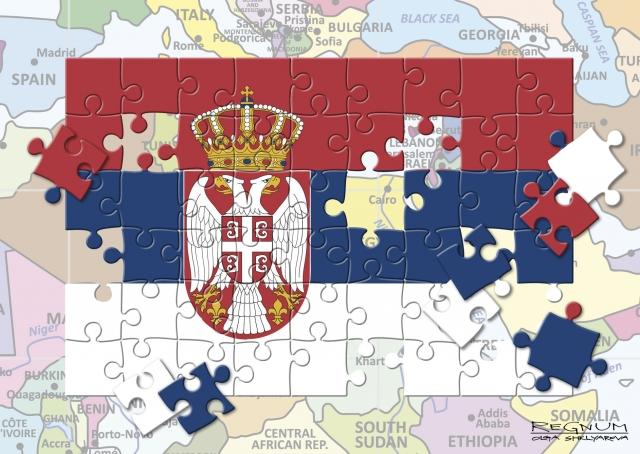 Военные партнёры Белграда: «Сначала США, затем НАТО и только потом Россия»