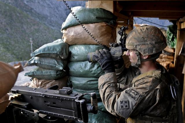 ВС США в Афганистане