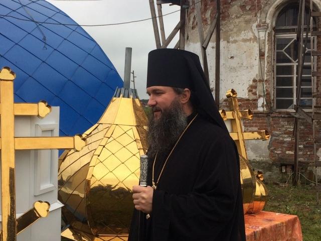 Епископ Среднеуральский Евгений (Кульберг)