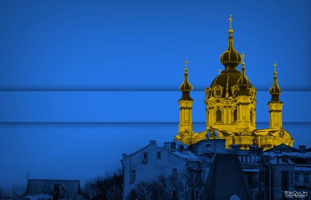 Капелланы Нацгвардии Украины творят «греко-католический джихад»