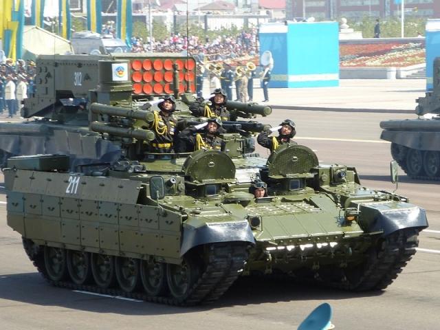 Рогозин – об интересе Сирии и Израиля к «Терминатору»: долго раскачивались