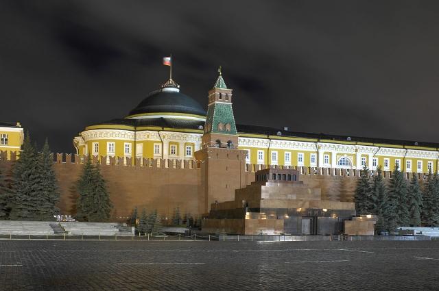 Правительство РФ против перезахоронения Ленина. Почему?