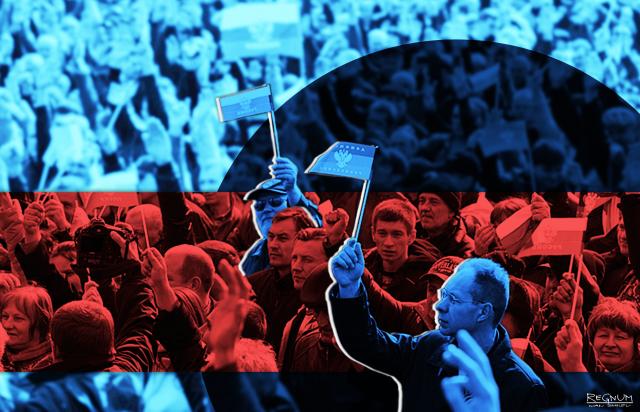 В регионах РФ 10 сентября проходят выборы