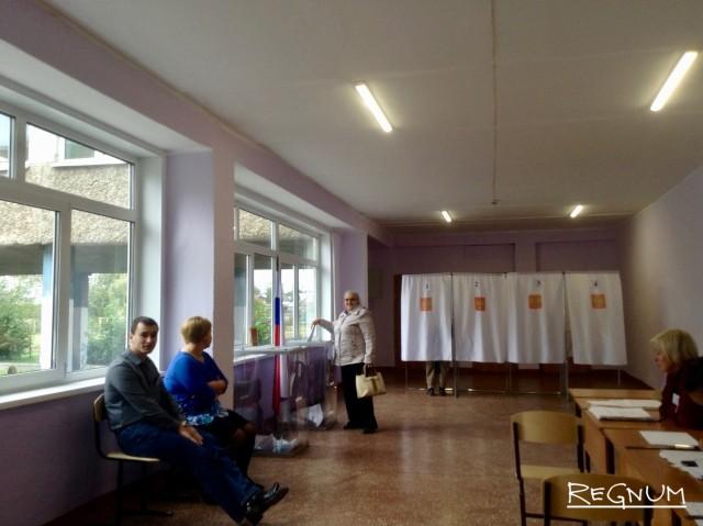 Выборы в Барнауле