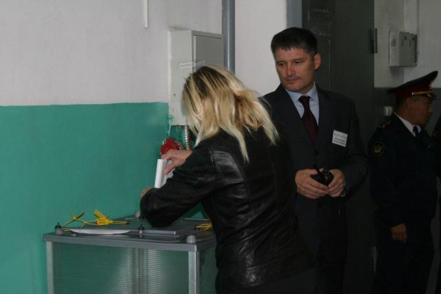 Выборы в СИЗО