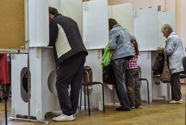 Избирательный участок № 751
