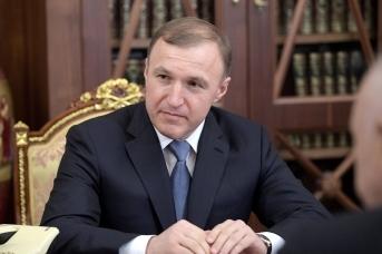 Мурат Каральбиевич Кумпилов, глава Республики Адыгея