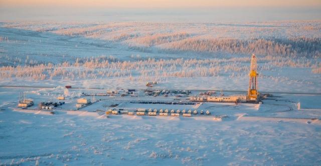 Сузунское месторождение высококачественной нефти в Красноярском крае