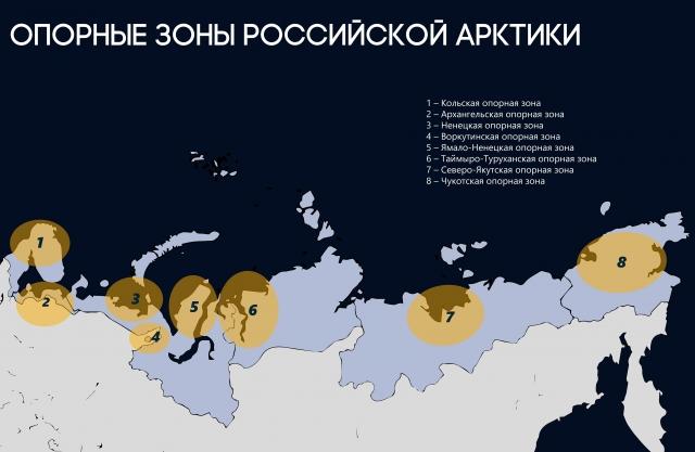 Стратегия развития Арктики: на что России опереться