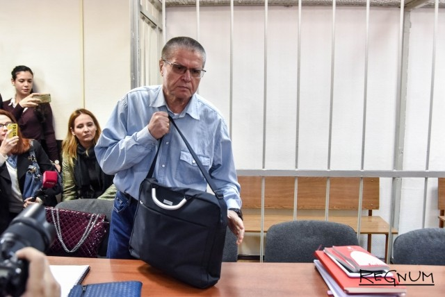 И снова классика: Улюкаев вспомнил Гоголя в суде